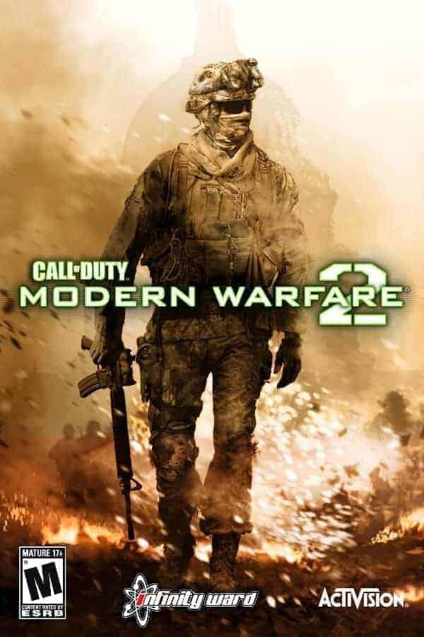 call of duty modern warfare 2 germany cover