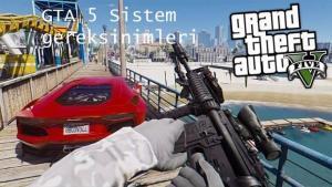 GTA5 Sistem Gereksinimleri