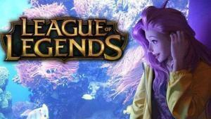 League of Legends dans etme tuşları