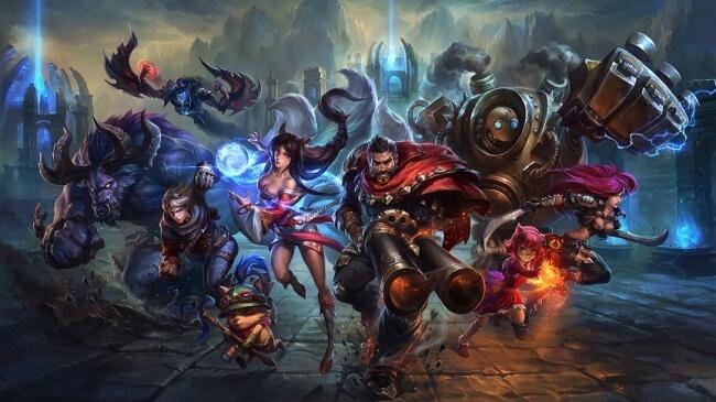 League of Legends Intlemek Nedir Zompir