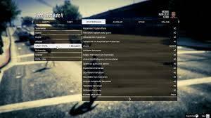 GTA5 Dil Değiştirme