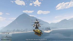 GTA5 Denizaltı Görevi